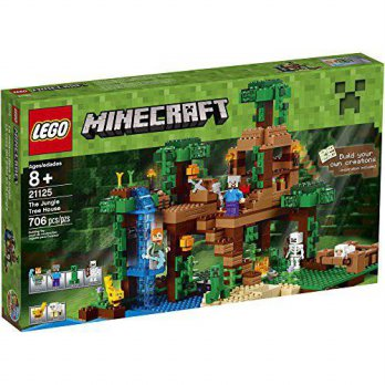 [macyskorea] Lego LEGO Minecraft The Jungle Tree House, 21125/13547714
