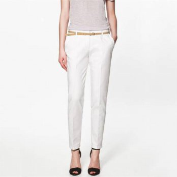 [globalbuy] Spring Autumn Trousers Excellent Quality Elegant Fashion Ladies Pencil Pants W/4196427