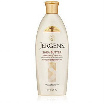 [macyskorea] Jergens Shea Butter Lotion, 8 Ounce (Pack of 2)/15452021