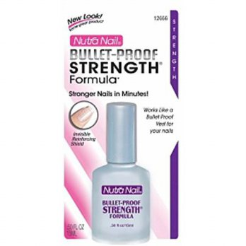 [macyskorea] Nutra Nail Bullet-Proof Strengthening Formula 0.5 oz (Pack of 4)/11628590