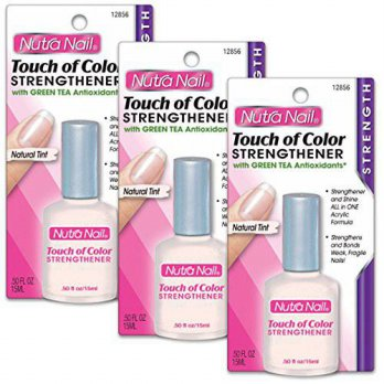[macyskorea] Nutra Nail Touch of Color Strengthener - Natural Tint (Pack of 3)/12273817