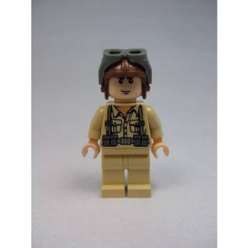 [macyskorea] LEGO Indiana Jones German Soldier Minifigure W/ Brown Helmet by LEGO/13765325