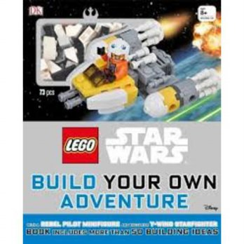 [macyskorea] DK Lego Star Wars Build your own adventure toy and book set/13724886