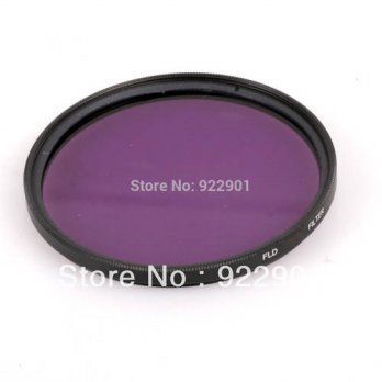 [globalbuy] FLD/FL-D Filter 52mm fluorescent balancing daylight correction lens filter/3687391