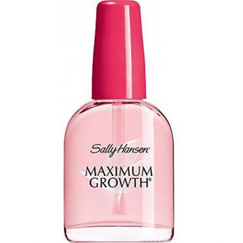 [macyskorea] Sally Hansen Maximum Growth Nail Treatment, Clear 0.45 oz (Pack of 12)/11624218