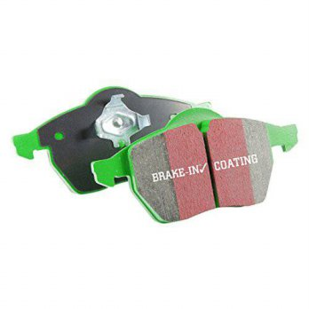 [macyskorea] EBC Brakes DP61815 6000 Series Greenstuff Truck and SUV Brake Pad/14124259