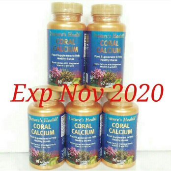 Nature's Health Coral Calcium 90 tablets