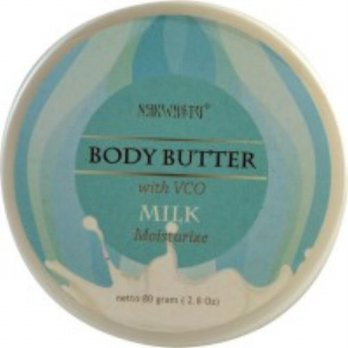 Narwastu Body Butter Milk 80gr