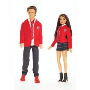 [macyskorea] Mattel Barbie Rebelde Roberta and Diego Giftset/14890454