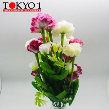 [POP UP IDEA] Tokyo1 Bunga Long carnation Plastik (292798)