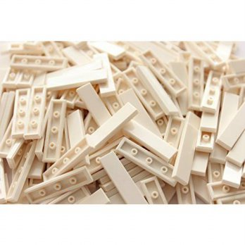 [macyskorea] LEGO Parts: White 1x4 Tiles Part 2431 - x25 Loose/13727008