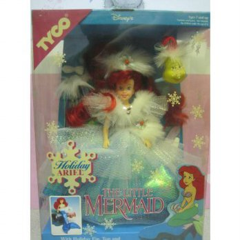 [macyskorea] Barbie The Little Mermaid - Holiday Ariel/13995474