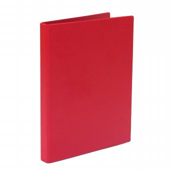 Bantex Punchless Binder A4 Red #3301 09