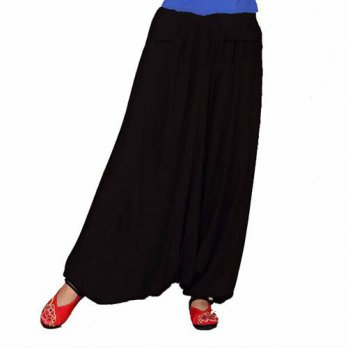 [globalbuy] Big crotch pants, Casual harem pants,loose women trousers,wide leg pants, pant/4195478