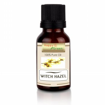 Happy Green Witch Hazel Oil (80 ml) - Minyak Witch Hazel