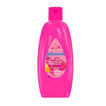 Shampoo Johnson's Shiny Drop Kids 200ml