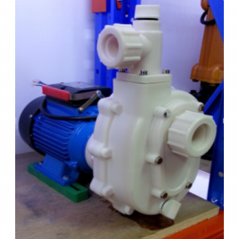 Pompa Kimia FS 40 * 32 - 18 - 380Volt Chemical Pump 380v 2hp air asam / asin Industri kimia