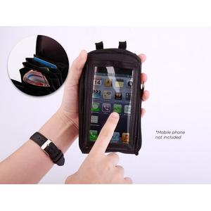 Multifunction Touch Purse Tas Slempang Bag Cover Sarung Smartphone PDA