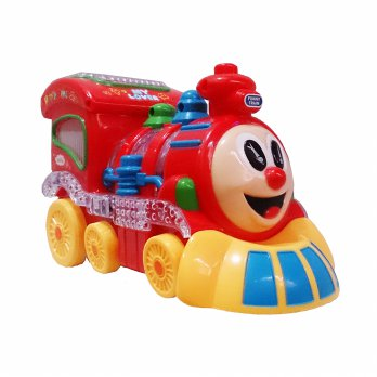 Mainan Kereta Api Anak - Choochoo Train Locomotive Ages 3+