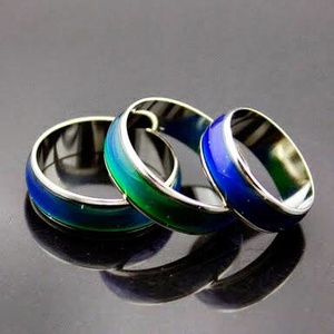 cute, cool, and charming mood ring