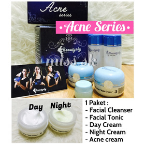 [ ACNE ] Beautysky Acne Series / BMC Magic cream Acne Series BPOM ori