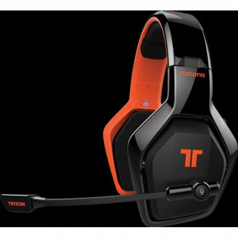 Mad Catz - Tritton Katana 7.1 HD Wireless Headset For Consoles