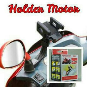 Mobile Holder For Motor Cycle Holder (Bracket) HP Di Motor
