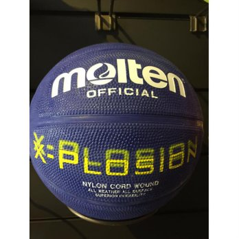 Bola basket Molten B7RD X-Plotion Navy Original 100% new 2017