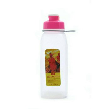Cool Pot & Water Bottle - Botol Tempat Air Minum Kulkas 1 Liter