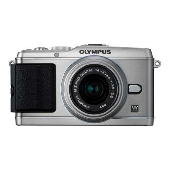 Olympus PEN E-P3 kit 1442-2RK Kamera Mirrorless