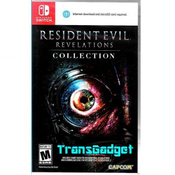 [Nintendo Switch] Resident Evil Revelations Collection