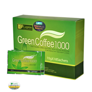 LEPTIN COFFEE 1000 Original ( Kopi Organic Diet )