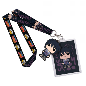 Funko POP Lanyard Animation Naruto - Sasuke