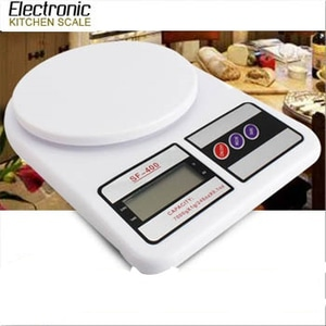 Timbangan Kue / Dapur SF-400 Electronic Kitchen Scale