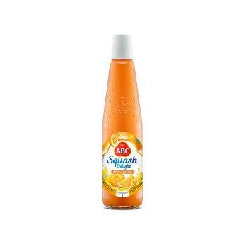 ABC Squash Delight Syrup Orange 525 mL x 3 pcs