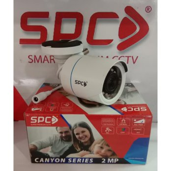 Camera 2 MP Cctv Outdoor 4 IN 1 SPC Canyon Series