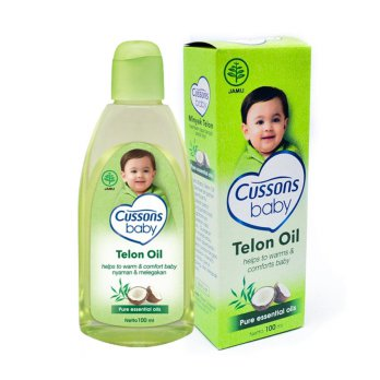 CUSSON TELON OIL 100 ML