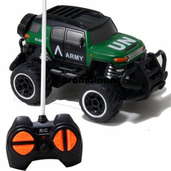 Rock Crawler Army Military RC Car BO 6146 - Mobil Remote control