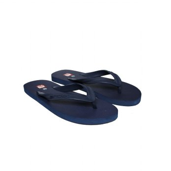 89stories - Sandal Jepit / Sendal Jepit Casual Pria Ando Hawaii In Navy Blue