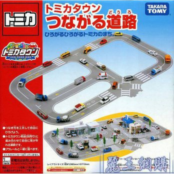 [Limited] Tomica Town Connecting Road