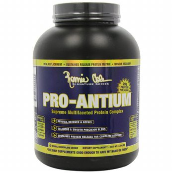 ProAntium Ronnie Coleman Signature Series 5.6Lbs / Whey Protein / Lean Muscle