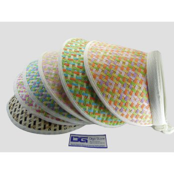 TOPI GOLF MOTIF TIKAR TOPI FASHION TOPI PANTAI TOPI OUT DOOR IMPOR