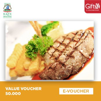 Pisa Kafe - Voucher Value 50.000