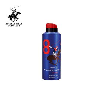 Beverly Hills Polo Club Sport 8 Deodorant Body Spray - 175ml