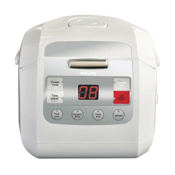 Philips HD Fuzzy Logic Rice Cooker