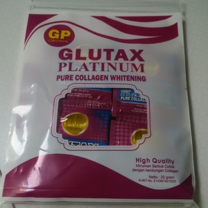Glutax Platinum Pure Collagen Whitening Original