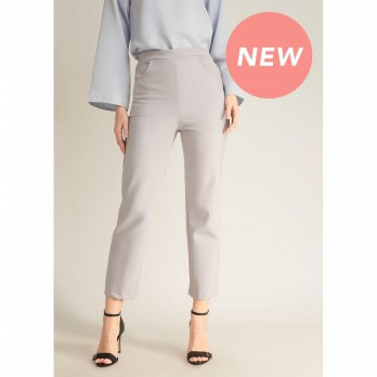 LAIQA Zenia Grey Pants