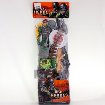 Real Heroes Special Forces - Mainan Tentara 1 Set 88222 Ages 3+