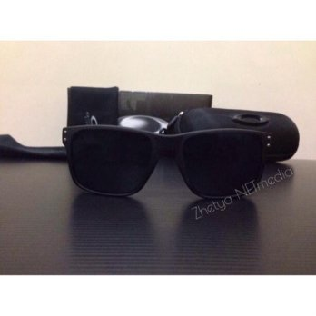 Kacamata Hitam Polaris Oakley Holbrook Black 100% ORIGINAL POLARIZED!!