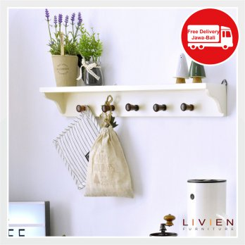 Rak Dinding Yuri  - LIVIEN Furniture